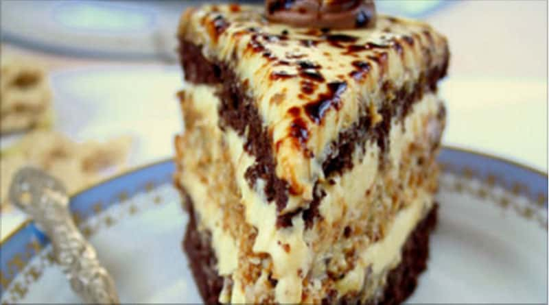 Торт Халва