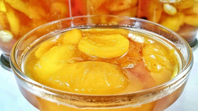 Варенье из абрикосов Царское