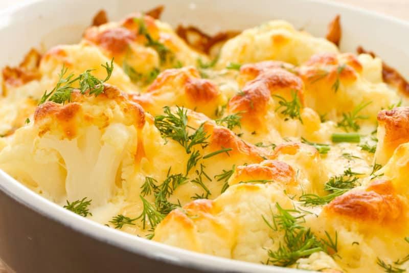 Запечённая цветная капуста. Идеальное блюдо для любителей здоровой пищи 10