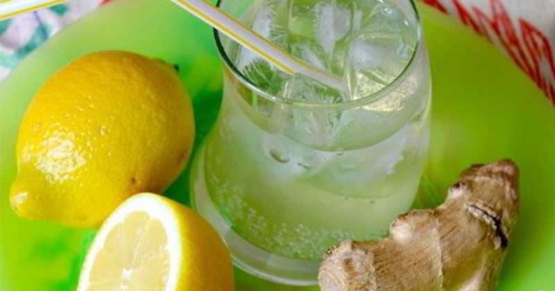 Имбирный квас. Напиток, который станет незаменим в жаркие дни 10