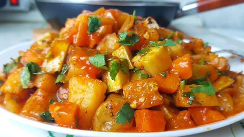 Овощное рагу с кабачками. Насыщенный вкус и польза лета 2