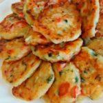 Оладьи со вкусом пиццы. Оригинальная закуска для всей семьи 24