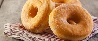 Пончики на кефире за 15 минут. Рецепт-выручалочка для домовитой хозяюшки 6