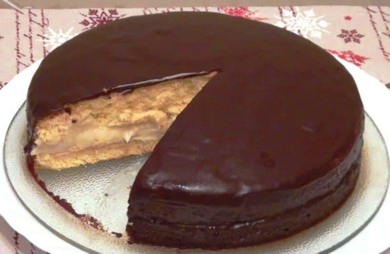 Торт Чародейка. Знакомый и любимый с детства десерт 1