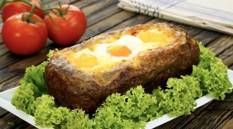 Фарш с яйцом в духовке. Способ приготовления изумительного блюда 1
