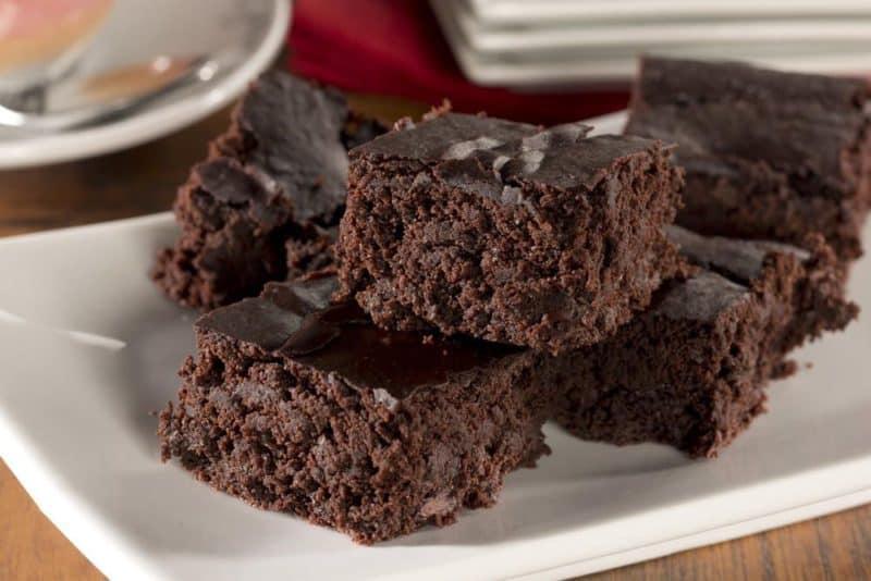 Шоколадный десерт Бедный студент