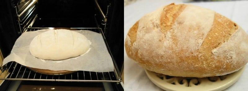 Домашний хлеб без замеса. Порадуйте родных пышным и душистым домашним хлебом