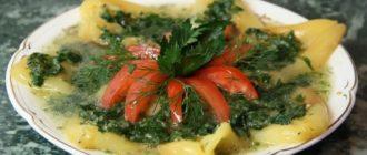 Жареный болгарский перец с чесноком. Аппетитная и пикантная закуска готовится сковороде 15