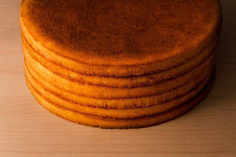 Торт Арлекин