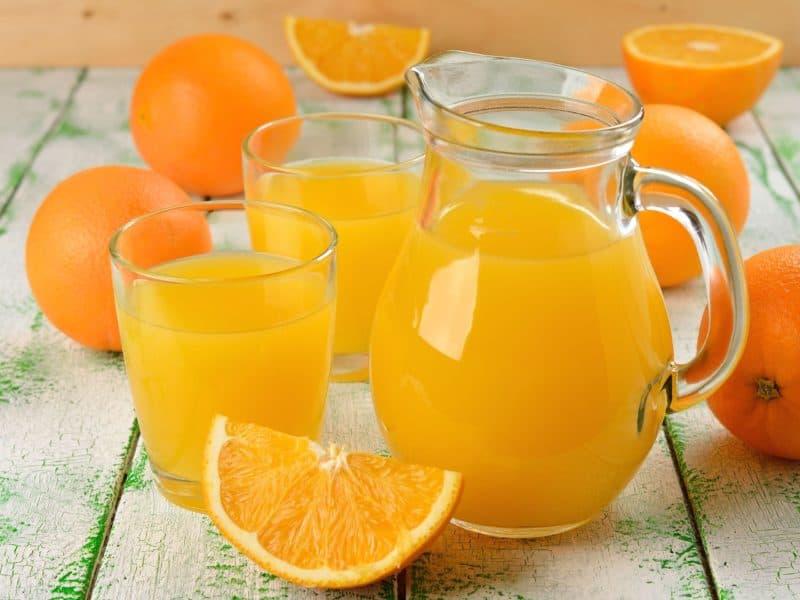 Цитрусовый морс из лимона и апельсина. Витаминный напиток для всей семьи