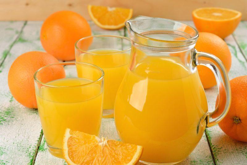 Цитрусовый морс из лимона и апельсина. Витаминный напиток для всей семьи 1