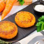 Биточки из моркови. Вкусное, полезное и лёгкое блюдо к любому гарниру 8
