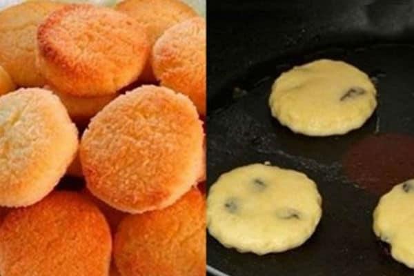 Домашнее печенье на сковороде. Вкусное лакомство без заморочек