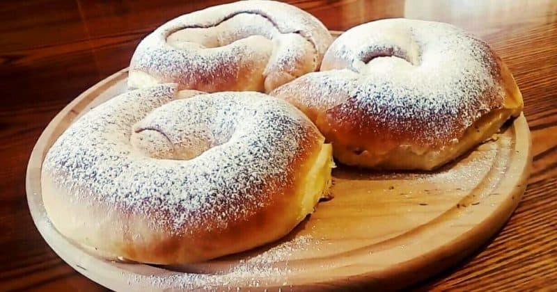 Испанские вкусные булочки. Ароматное и аппетитное лакомство на каждый день 1