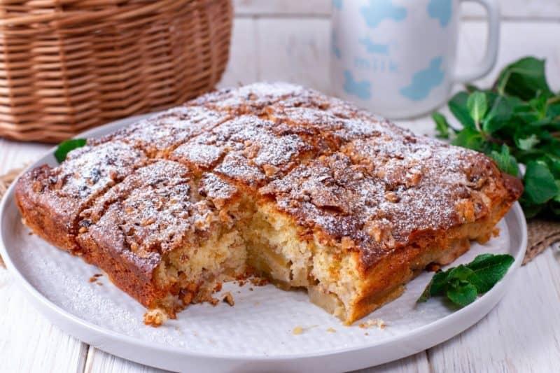Норвежский пирог. Эту выпечку называют заслуженно самой лучшей
