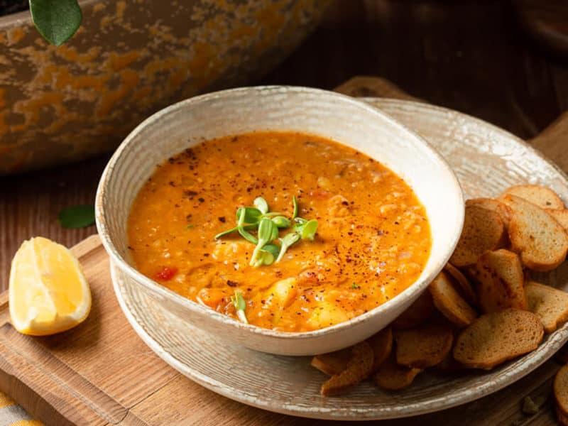 Суп Шёлковый. Вкусная альтернатива надоевшей окрошки