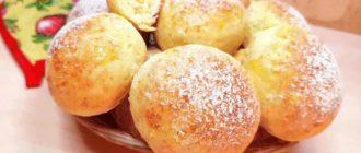 Творожные булочки на сковороде. Выпечка, которая станет самой любимой в вашем доме 4