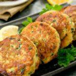 Котлеты из картофеля и кабачков. Вкусные закусочные котлеты для сытного ужина 11