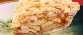 Варшавский яблочный пирог. Быстрый и простой рецепт ароматного лакомства 3