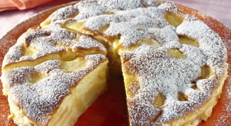 Итальянский пирог с яблоками. Эта выпечка станет частым гостем на вашем столе 6