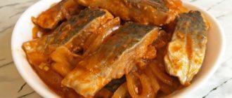 Маринованная селедка по-корейски. Душистая и пикантная закуска 14