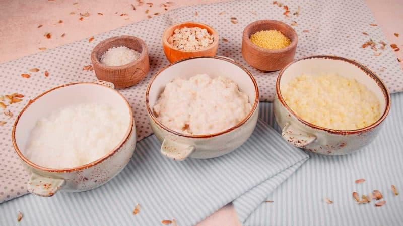 Молочная рисовая каша по-скандинавски. Томлёная каша получается нежной и в меру вязкой 14