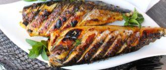 Скумбрия без жарки. Нежная и сочная рыбка 15