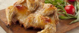 Цыплёнок табака по-грузински. Потрясающее блюдо кавказкой кухни 19