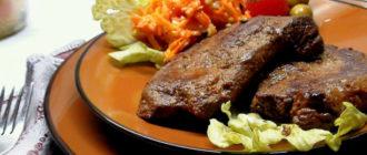 Отбивные из говяжьей печени. Сочное и нежное блюдо для сытного ужина 17
