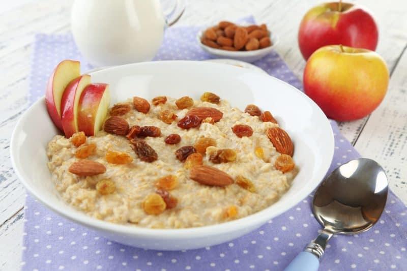 Полезная и вкусная каша на завтрак. Рецепт грамотного приготовления - геркулес на завтрак 1