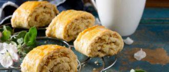Грузинские Маргаритки - когда душа жаждет ореховой выпечки 15