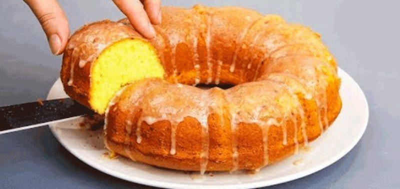 Кекс Рождественский - самый вкусный лимонный десерт 1