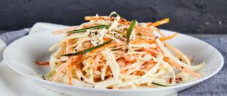 Капустный салат Коул Слоу. Полезный и свежий салатик 7