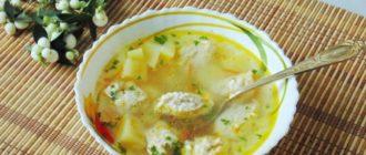 Суп с клецками - первое блюдо, которое никогда вам не надоест 12