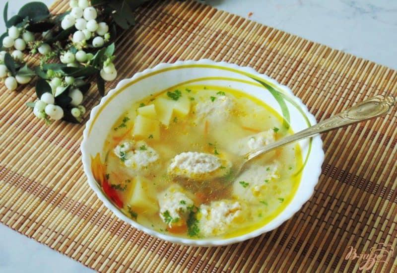Суп с клецками - первое блюдо, которое никогда вам не надоест 1