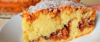 Вкусный ореховый пирог: быстро и вкусно 17
