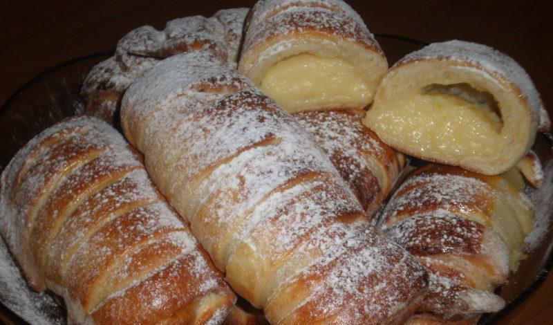 Булочки Крем-де-Паризьен. Изысканный вкус и простое приготовление 1