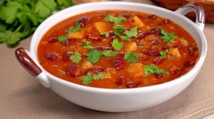 Грузинский суп Шешамади. Наваристое первое блюдо для сытного ужина 1
