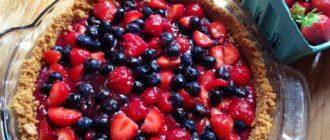 Фроллини с ягодами из итальянской провинции 15